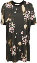 Moschino Floral Printed T-shirt