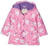 Hatley Rainbow Unicorns Raincoat Girl's Coat