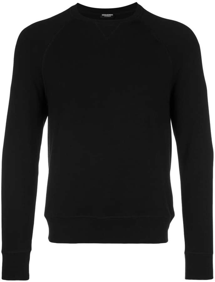 DSQUARED2 basic lounge sweatshirt
