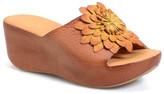 Kork-Ease R) &Noellie& Flower Platform Wedge Slide Sandal (Women)