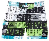 Quiksilver Comp Work Stripe Board Short (Baby Boys)