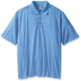 Cutter & Buck Men's Big and Tall Cb Drytec Glendale Polo