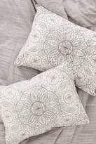 Urban Outfitters Plum & Bow Soukay Delicate Sham Set