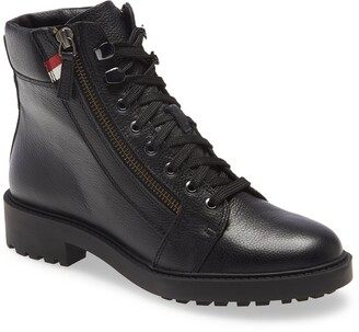 Linea Paolo Tibby Lace-Up Boot