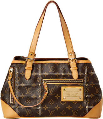 Louis Vuitton Monogram Canvas Riveting