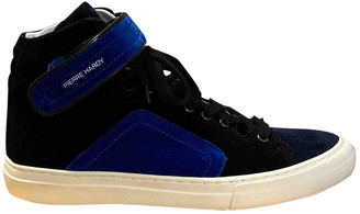 Pierre Hardy Black Other Trainers