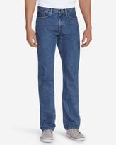 Eddie Bauer Men's Straight Fit Essential Jeans