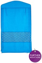 Ideal Stars Kids Canvas Covered Wardrobe