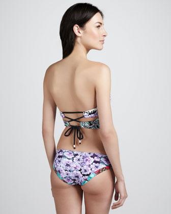 Maaji Valencia Vineyard Bustier Bikini Top