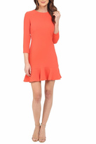 Shoshanna Tia Coral Dress