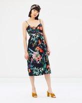 Mng Tropic Dress