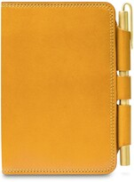 Thumbnail for your product : Bosca Italo Leather Field Journal
