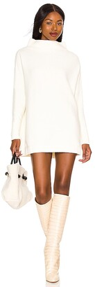 Free People Ottoman Slouchy Tunic Sweater Dress