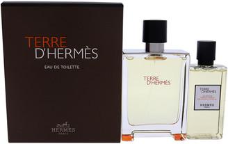 Hermes Men's 2Pc Terre Dhermes Fragrance Set