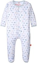 Magnificent Baby Airplane Footie (Baby) - Airplane - New Born
