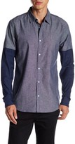 Sovereign Code Faux Layer Work Shirt