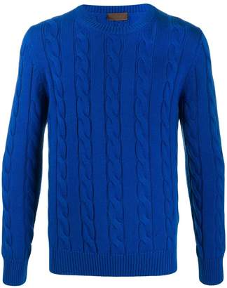 Altea cable knit jumper