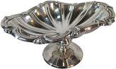One Kings Lane Vintage Reed & Barton Silver Plate Pedestal Bowl