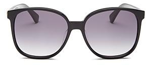 Kate Spade Women's Alianna Square Sunglasses, 56mm