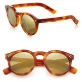 Illesteva Leonard II 53MM Round Sunglasses