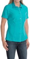 Icebreaker Destiny Shirt - UPF 30+, Merino Wool, Short Sleeve (For Women)