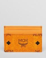 MCM Heritage Card Case Wallet