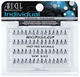 Ardell Short Individual Flare Black Lashes