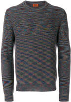 Missoni patterned knit sweater