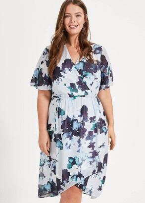 Phase Eight Zena Floral Dress