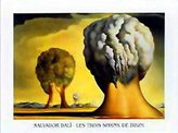 Sphinx 1art1 Posters: Salvador Dali Poster Art Print - Les Trois De Bikini (32 x 24 inches)