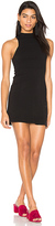 Free People Kitty Kat Body Con Dress in Black
