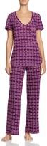 Cosabella Short Sleeve Pajama Set - 100% Bloomingdale's Exclusive