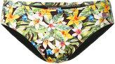 MC2 Saint Barth floral print swim shorts - men - Polyamide/Polyester/Spandex/Elastane - M