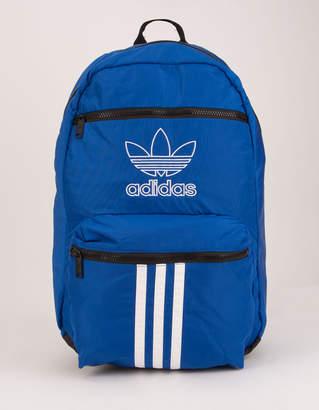 adidas National 3-Stripes Blue Backpack