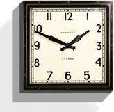 Newgate Clocks - Quad Clock - Black