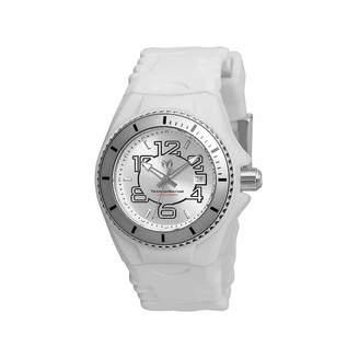 Technomarine TECHNO MARINE Techno Marine Womens White Strap Watch-Tm-115124