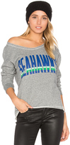 Junk Food Clothing Seahawks Sweatshirt