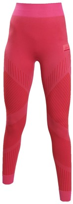 Ahmworld Flow Seamless Leggings In Pink