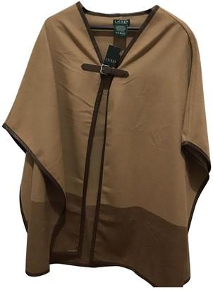 Lauren Ralph Lauren Brown Coat for Women