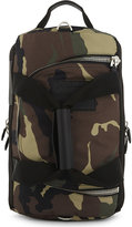 Givenchy Camo Printed Traditional Camouflage Canvas Backpack