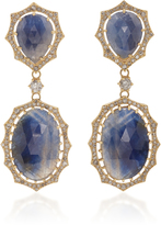 LFrank The Josephine Sapphire Earring