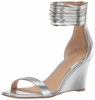 Badgley Mischka Jewel Women's Starry Wedge Sandal