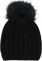 Joseph fur bobble hat - women - Cashmere/Racoon Fur - One Size