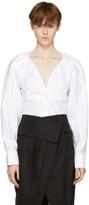 Jacquemus White 'La Chemise Jacqueline' Shirt