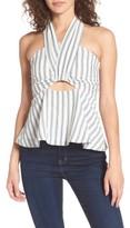 Tularosa Women's Darby Stripe Halter Top