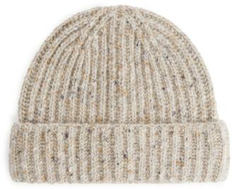 Arket Neps Wool Beanie