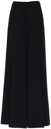 Lardini Fluid Cady Wide Leg Pants