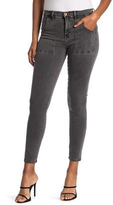 NSF Summer Patch pocket Skinny Jeans