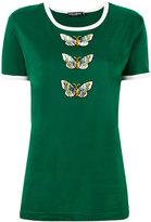 Dolce & Gabbana butterfly T-shirt