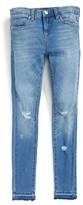 Blank NYC Girl's Blanknyc Distressed Skinny Jeans
